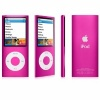 Apple iPod nano 4th Generation 16GB Pink mb907zo/a