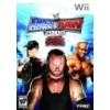 THQ Smackdown vs Raw 2008 Wii