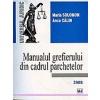 Maria Solomon Manualul grefierului din cadrul parchetelor