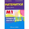 Marius Burtea Matematica (M1): culegere de exercitii si probleme, clasa a XII-a