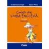 Ecaterina Comisel Caiet de limba engleza. First Steps - clasa a IV-a