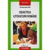 Emanuela Ilie Didactica literaturii romane