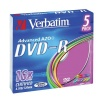 Verbatim DVD-R 4.7GB 16X 5PK